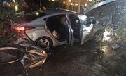 Tin tai nạn giao thông mới nhất ngày 17/7/2018: Ôtô lao vào quán cà phê, 2 nữ sinh tử vong
