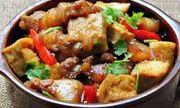 Bí quyết làm thịt kho đậu ngon, bổ, rẻ cho mọi gia đình