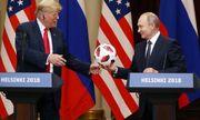 Món quà đặc biệt ông Putin tặng ông Trump trong hội nghị thượng đỉnh Nga – Mỹ