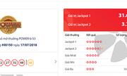 """Kết quả xổ số Vietlott hôm nay 17/7/2018: Số phận """"hẩm hiu"""" của Jackpot hơn 31 tỷ"""