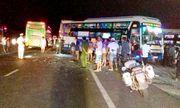 Khánh Hòa: 3 ôtô khách đâm liên hoàn, hai người tử vong