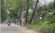 Truy bắt tên cướp táo tợn đạp 2 mẹ con rơi xuống kênh ở Sài Gòn