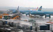 Bão Sơn Tinh khiến nhiều chuyến bay đổi giờ, hủy chuyến