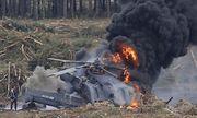 Video: Khoảnh khắc máy bay quân sự Hàn Quốc lao xuống đất, 5 lính thủy đánh bộ thiệt mạng
