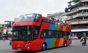 Đề xuất tổ chức tour ban đêm cho xe buýt 2 tầng ở Hà Nội