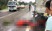 Tin tai nạn giao thông mới nhất ngày 20/7/2018: Tông vào đuôi ôtô tải, cặp đôi 9X tử vong