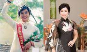 Đăng quang năm 17 tuổi, Hoa hậu Việt Nam đầu tiên Bùi Bích Phương giờ ra sao?