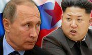 Hội nghị thượng đỉnh giữa ông Putin và ông Kim Jong-un có thể sắp diễn ra