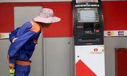 Truy tìm kẻ gian dùng xà beng phá nát cây ATM để trộm tiền