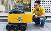 Cận cảnh robot giao hàng tự động mới nhất của Trung Quốc có thể thay đổi ngành vận chuyển toàn cầu