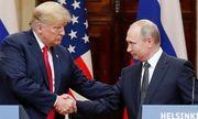 Tin tức thời sự quốc tế mới nhất ngày 20/7/2018: Ông Trump mời ông Putin thăm Mỹ mùa thu này