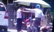 Xử phạt hành chính vụ tài xế taxi đánh người ở Phú Quốc
