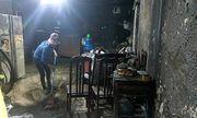Vụ con rể cũ chém bố vợ rồi đốt nhà ở Hà Nội: Cận cảnh hiện trường tan hoang