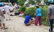 Tin tai nạn giao thông mới nhất ngày 25/7/2018: Chạy trốn CSGT, 2 cô gái đi xe máy tông người đi đường