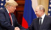 Thỏa thuận duy nhất đạt được giữa ông Trump và ông Putin tại hội nghị thượng đỉnh Nga-Mỹ