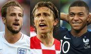 10 cầu thủ hay nhất năm của FIFA: Kane - Mbappe lọt top, không có Neymar