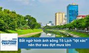 Video: Bất ngờ sông Tô Lịch
