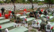 Nhiều hoạt động thiết thực kỷ niệm 71 năm ngày Thương binh - Liệt sỹ