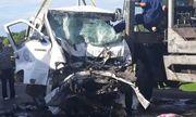 Video: Hiện trường đau lòng vụ xe rước dâu gặp nạn, 13 người chết