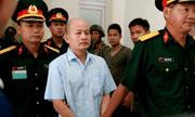 Tuyên phạt cựu thượng tá quân đội Đinh Ngọc Hệ (Út