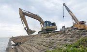 Phú Yên: Chi gần 56 tỷ đồng xử lý sạt lở bờ nam hạ lưu sông Đà Rằng