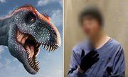 Nhà du hành thời gian tuyên bố nhìn thấy khủng long tím từ 60 triệu năm trước
