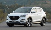 Bảng giá xe Hyundai mới nhất tháng 8/2018: Hai dòng SantaFe và Tucson đều tăng 10 triệu đồng