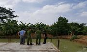 Vĩnh Phúc: Xót xa 2 cháu bé đuối nước ở công trình không có rào chắn
