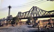 Hà thành kim cổ ký: Xưa Hà Nội từng phố cũng như sông