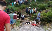 Thái Nguyên: Đi dã ngoại, 2 nữ du khách trượt chân chết đuối