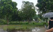 Phát hiện người đàn ông tử vong trong tư thế treo cổ ở hồ Đền Lừ