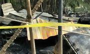 Điều tra vụ nhà phát nổ trong đêm, 2 mẹ con tử vong