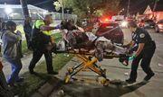 10 vụ xả súng xảy ra liên tiếp tại Mỹ chỉ trong 3 tiếng đồng hồ