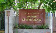 Thí sinh Hòa Bình, Sơn La lọt top 3 điểm cao nhất Học viện Kỹ thuật Quân sự