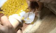 TP HCM: Dùng keo dán xăm lốp ô tô để làm hàng trăm bao cao su rởm