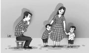 """Bi kịch những ông bố lén lút đem con mình đi """"thử"""" xem mình có... """"nuôi con tu hú"""""""
