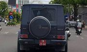 "Gắn biển đỏ quân đội cho ""oai"", chủ siêu xe Mercedes sẽ nhận"