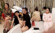Hơn chục dân chơi tổ chức 'tiệc ma túy', mua bán dâm trong khách sạn ở Sài Gòn