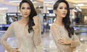 Hoa hậu Hoàn vũ H'Hen Niê gây ngỡ ngàng với tóc dài nữ tính