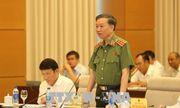Bộ trưởng Bộ Công an trả lời chất vấn về vụ Vũ