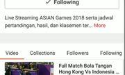 Hướng dẫn cách xem trực tiếp Olympic Việt Nam qua Internet