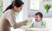 Nguyên nhân phổ biến khiến trẻ biếng ăn mẹ nên biết
