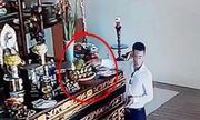 Tin tức thời sự 24h mới nhất ngày 15/8/2018: Thanh niên ăn mặc bảnh bao trộm tiền công đức trong chùa