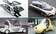 Clip: 10 mẫu xe ô tô kì quái chỉ có người Nhật mới nghĩ ra nổi