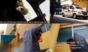Truy tìm nhóm côn đồ chặn xe cứu thương xin tiền