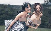 Vụ Á hậu Thư Dung chụp ảnh phản cảm: Không phải nàng đẹp là ở đâu nàng cũng \