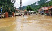 Mưa lũ ở Nghệ An: Hàng chục ngôi nhà bị cuốn trôi, 2 người thiệt mạng