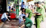 Trích xuất camera, truy bắt nghi can dùng búa sát hại 2 cha con ở Sài Gòn