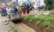 Sơn La: Bé trai tử vong do ngã xuống mương thoát nước
