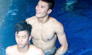 Bộ ảnh dàn sao U23 Việt Nam khoe body như siêu mẫu